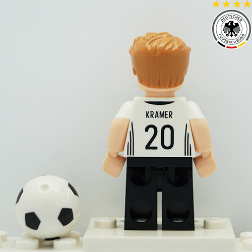 71014 Lego christoph kramer dfb series german football team new