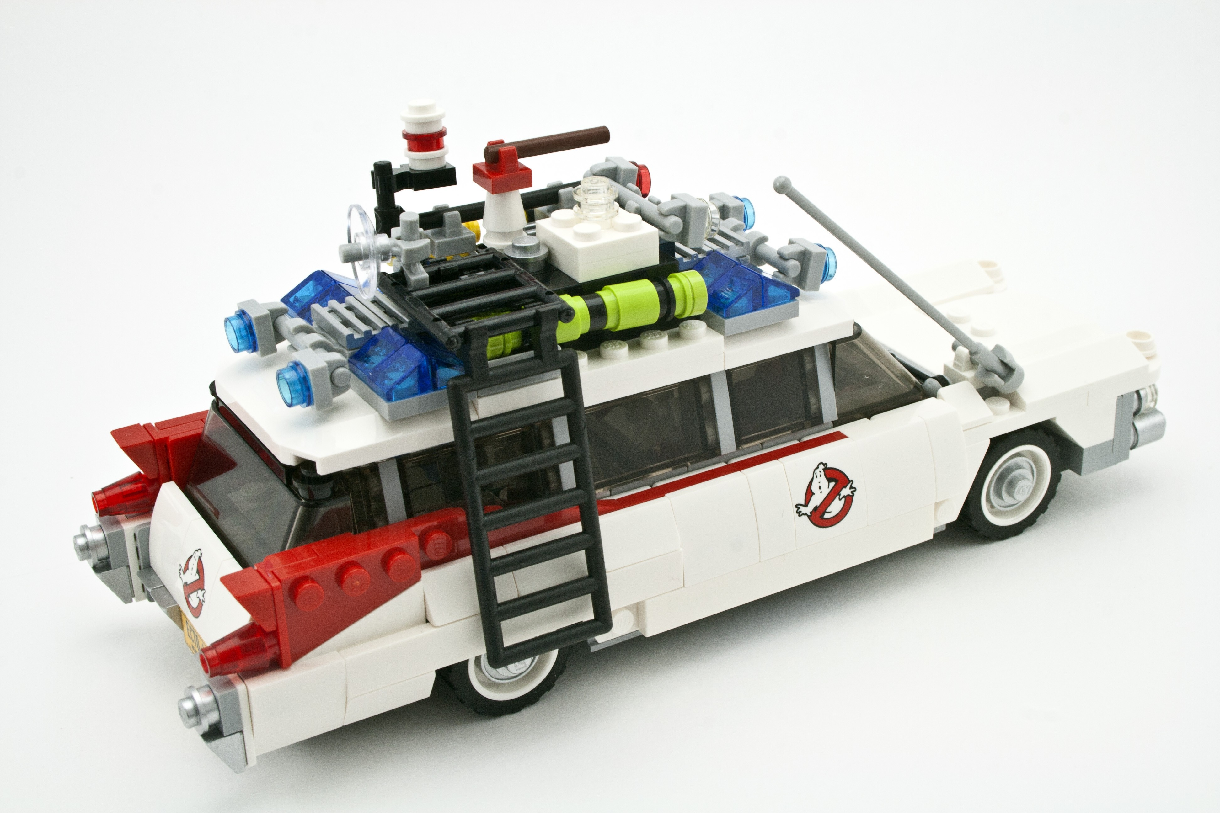 ecto 1 ghostbusters car ideas 21108 no minifigures the. Black Bedroom Furniture Sets. Home Design Ideas