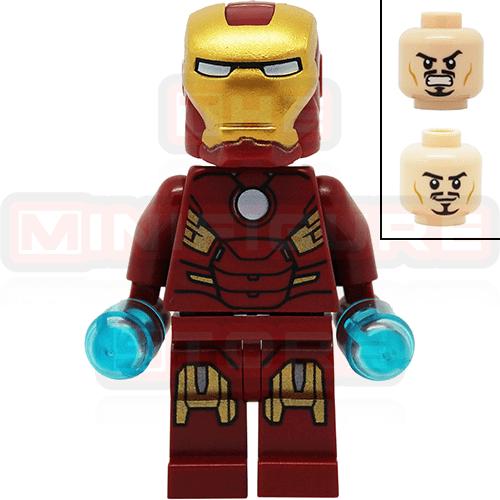 Iron Man Marvel Juniors 10721