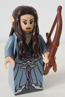 Lego Lord Of The Rings Arwen