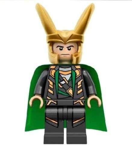 Loki Marvel 6869 LEGO ...