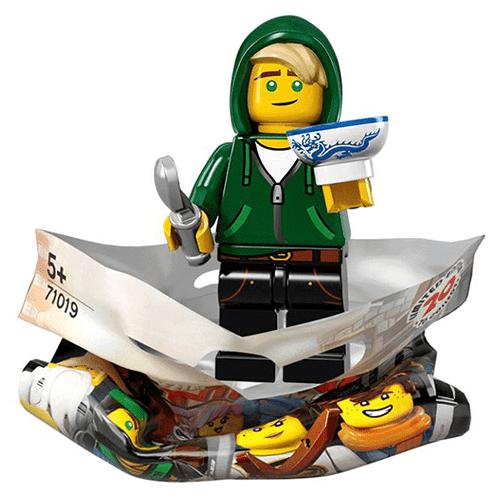 Lloyd Garmadon The Lego Ninjago Movie Lego Minifigure 71019 Png The Minifigure Store Authorised Lego Retailer