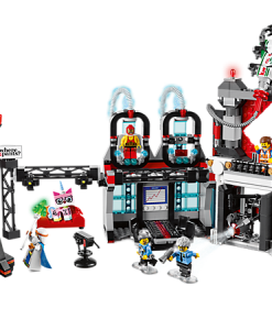Lord Business Evil Lair 70809 Lego Set The Minifigure Store