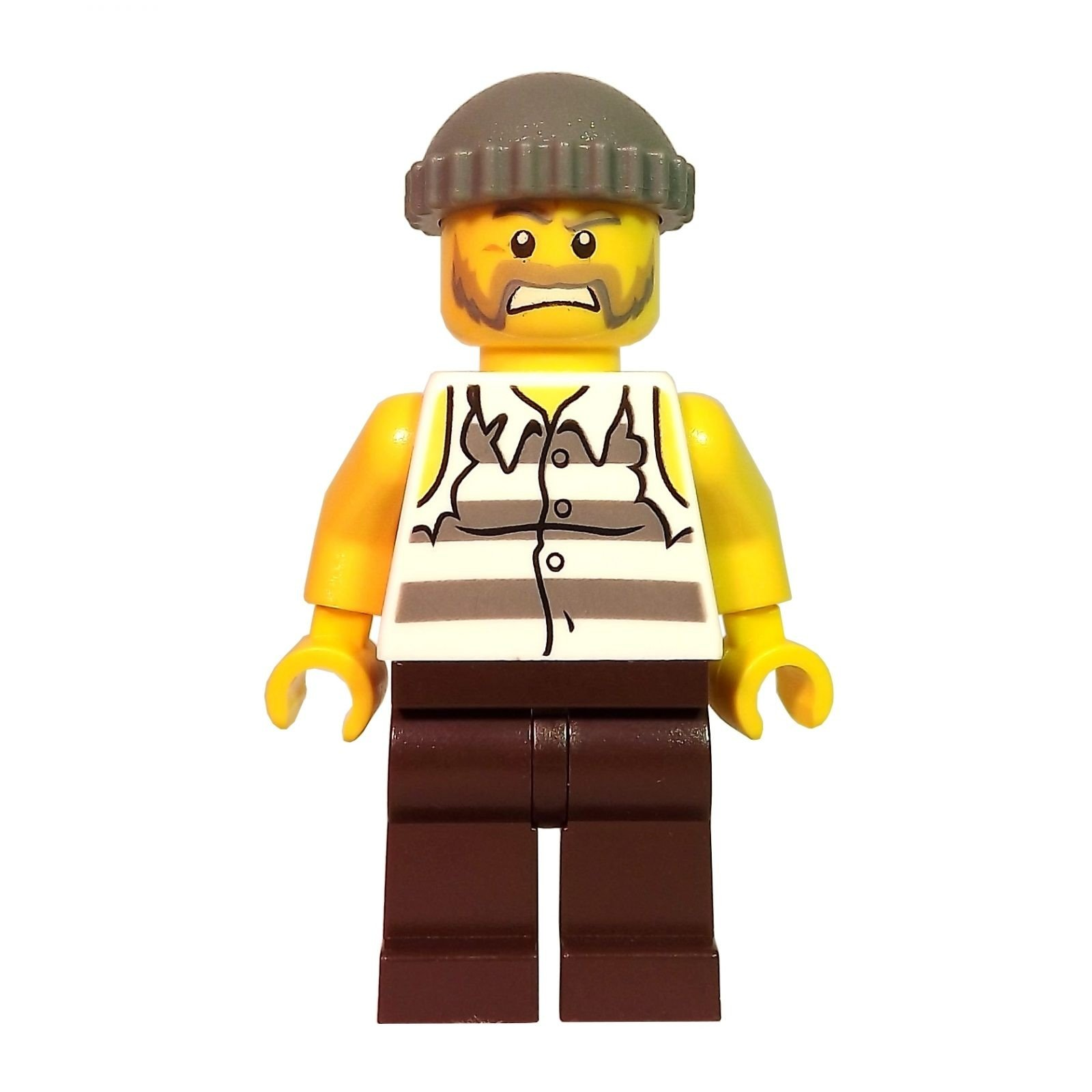 LEGO Robber Minifigure Town City
