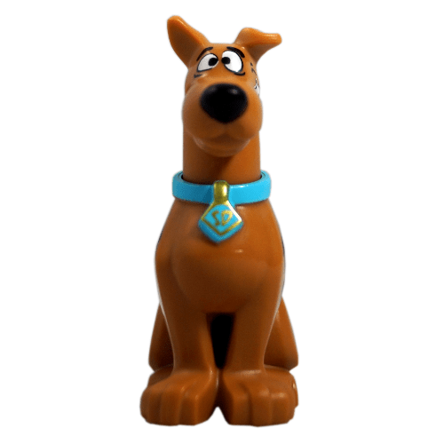 Scooby-Doo With Side Grin Scooby Doo 75903 LEGO Minifigure - The ...