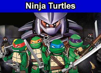 lego ninja turtles 2017 - photo #25