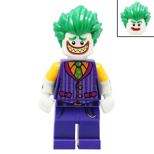 The Joker LEGO Batman Movie LEGO Minifigures 70906