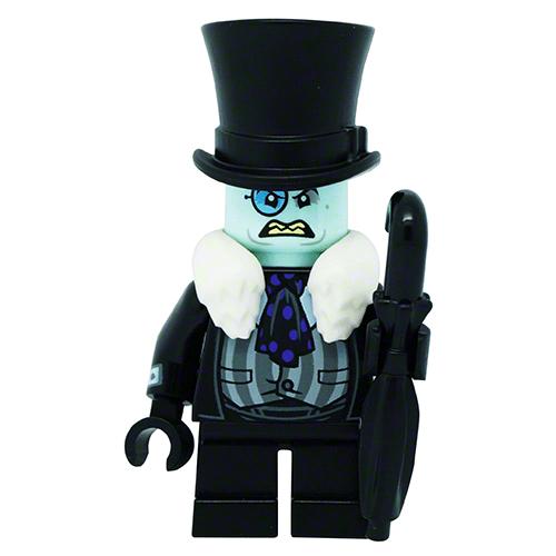 The Penguin LEGO Batman Movie LEGO Minifigures 70911 - The ...