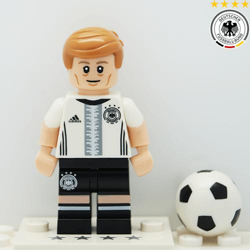 Toni Kroos Dfb German Football Team Lego Minifigures 71014 The