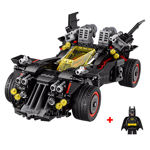 batman batmobile the lego batman movie lego set 70917. Black Bedroom Furniture Sets. Home Design Ideas