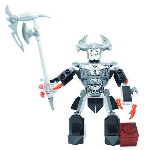 Steppenwolf Buildable Figure DC Super Heroes Justice League LEGO ...