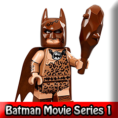 LEGO Batman The Movie Minifigures 71017