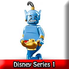 Disney Pixar Series 1 LEGO Minifigures