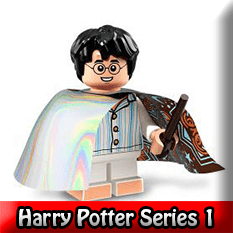 Harry Potter and Fantastic Beast LEGO Minifigures 71022