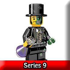 LEGO Minifigures Series 9