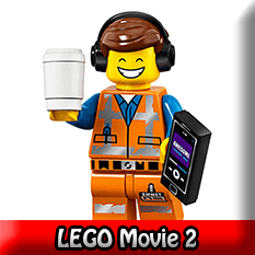 The LEGO Movie 2 LEGO Minifigures