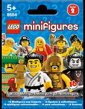 LEGO Minifigures - The Minifigure Store - LEGO Minifigure