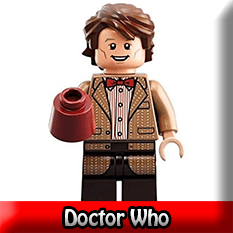 BBC LEGO Doctor Who