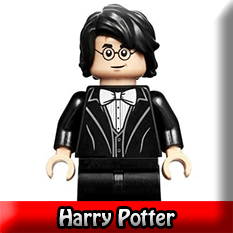 Harry Potter LEGO Minifigures