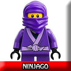 Ninjago Minifigures
