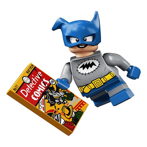 Lego minifigure serie figurine dc comics 71026 polybag no 5 sinestro