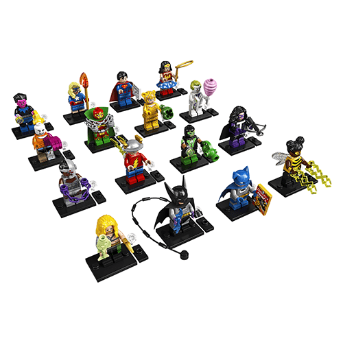 DC Super Heroes LEGO Minifigures Series 71026 Wonderwoman 1941