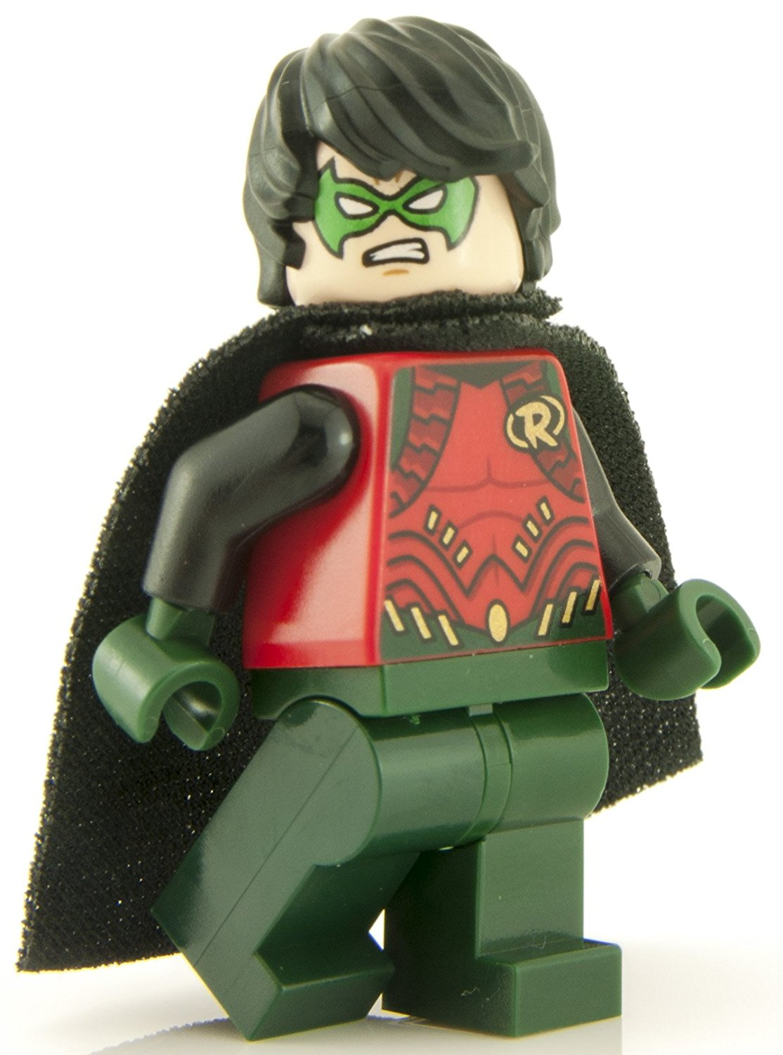 Bricks For Sale >> LEGO DC Super Heroes GREEN PANTS ROBIN Minifigure from ...