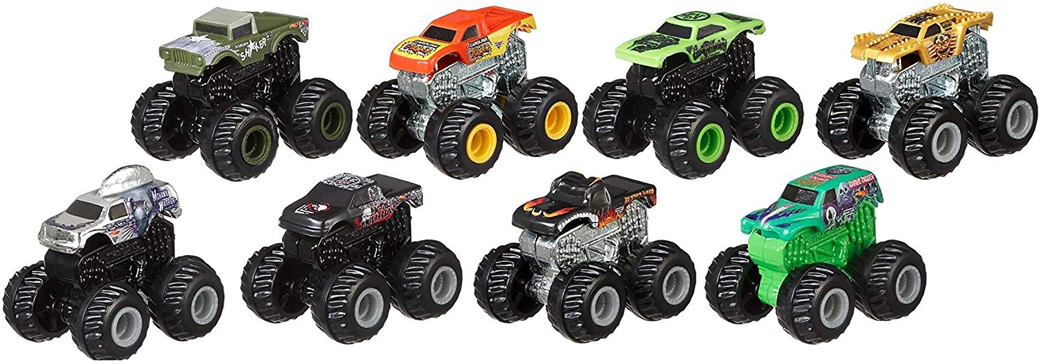 Hot Wheels Monster Jam Series 3 Mystery Trucks Blind Bag Party Favours Pack Of 10 B07l6knkt1 3 The Minifigure Store Authorised Lego Retailer
