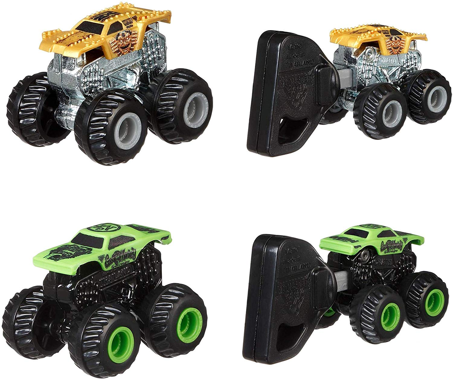 Hot Wheels Monster Jam Series 3 Mystery Trucks Blind Bag Party Favours Pack Of 10 B07l6knkt1 4 The Minifigure Store Authorised Lego Retailer
