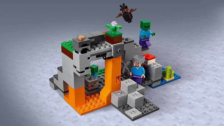 Lego Baby Zombie 21141 Minecraft Minifigure