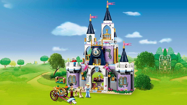 Lego 41154 Disney Princess Cinderellas Dream Castle Toy Prince And