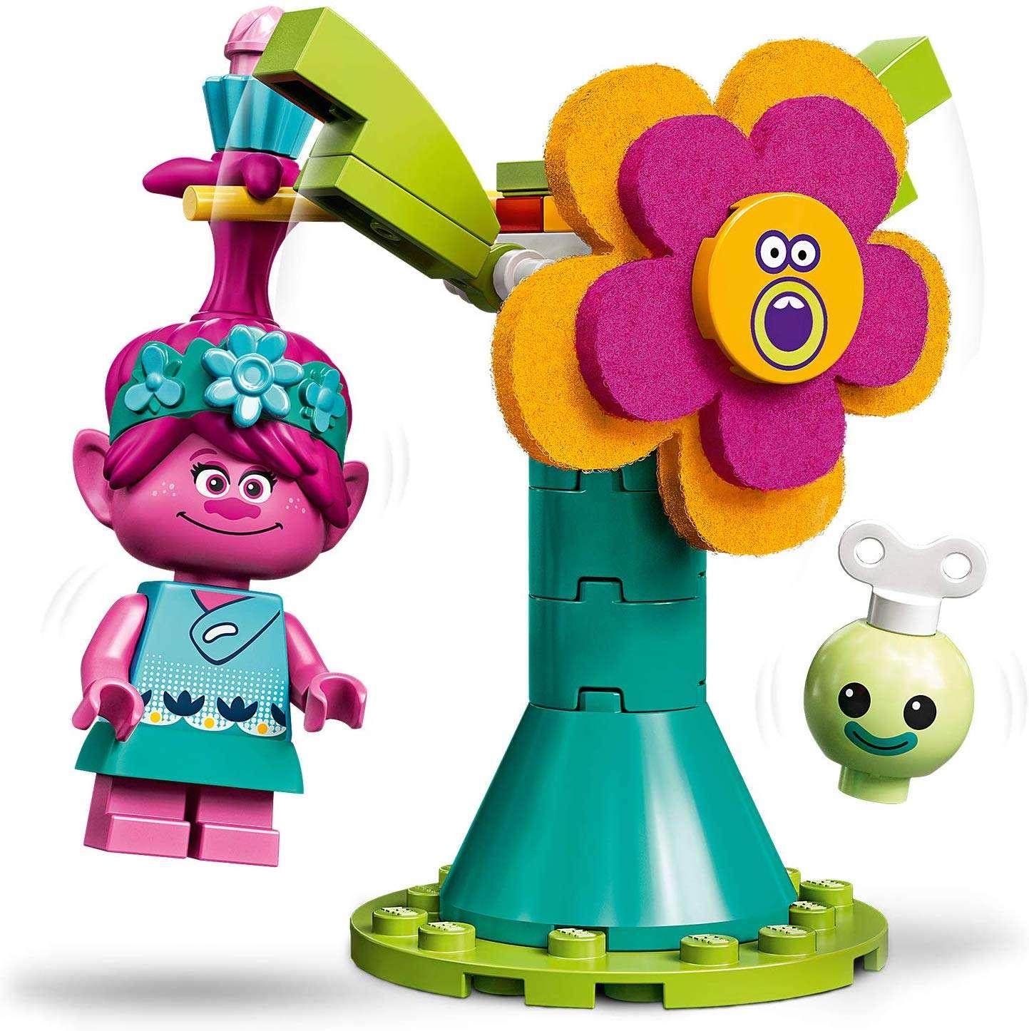 Lego Trolls World Tour Poppy S Pod Playhouse 41251 The