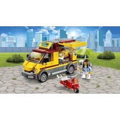 Lego City Great Vehicles Pizza Van Set 60150