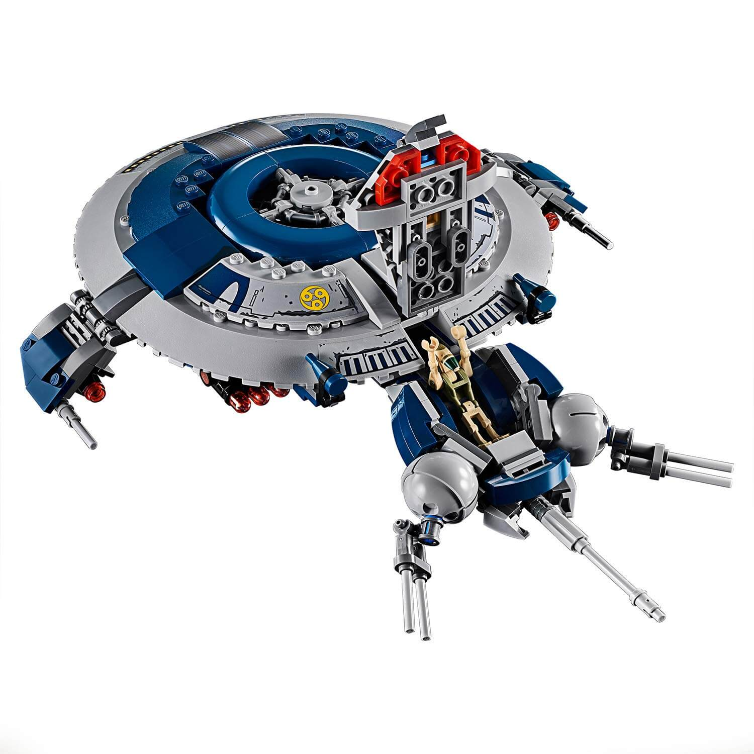 Lego 75233 Star Wars The Revenge Of The Sith Droid Gunship Building Kit The Minifigure Store Authorised Lego Retailer