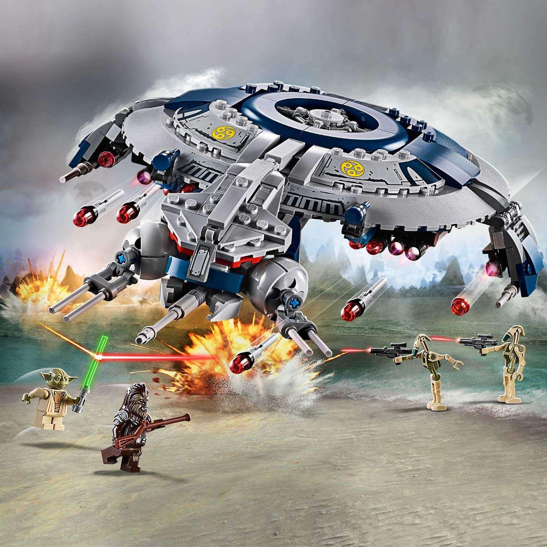 Lego 75233 Star Wars The Revenge Of The Sith Droid Gunship Building Kit The Minifigure Store Authorised Lego Retailer