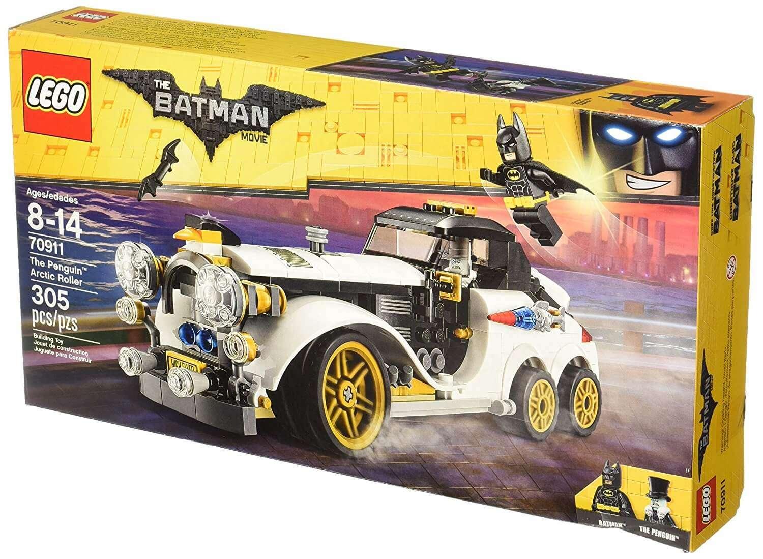 Lego Batman Movie The Penguin Arctic Roller