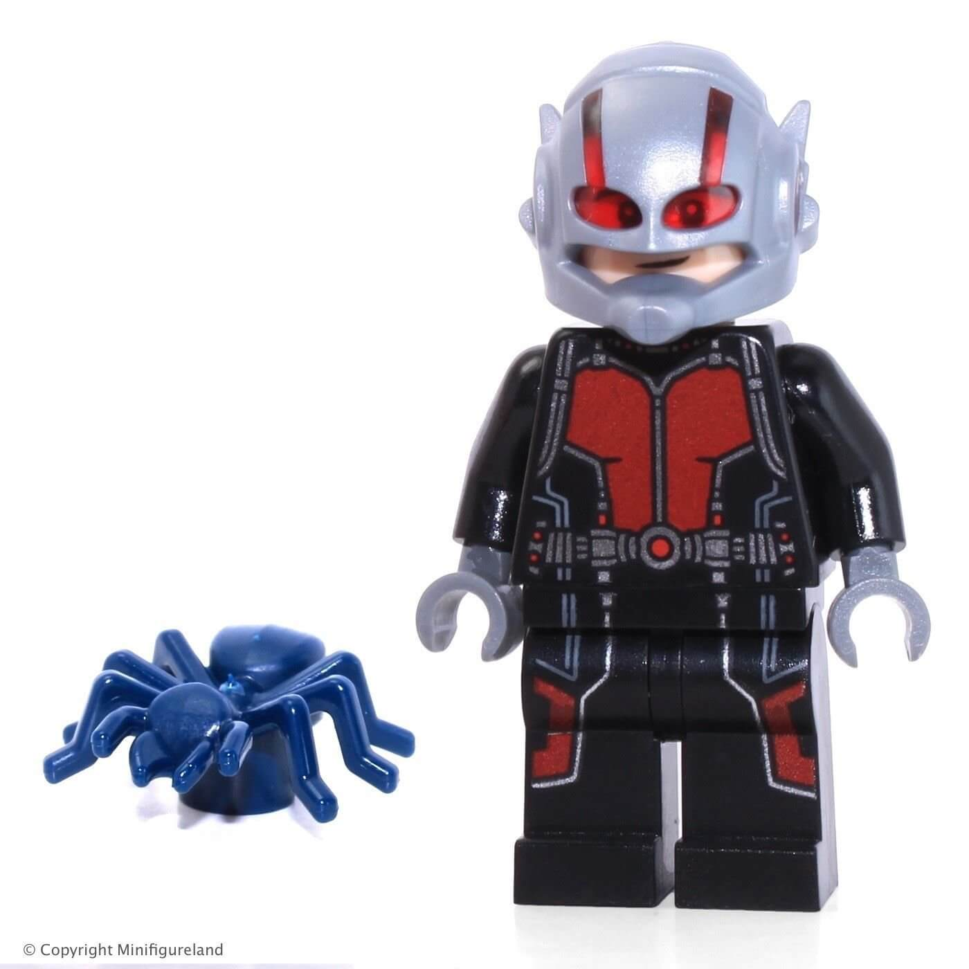 It's just an image of Fan Marvel Heroes Ant Man