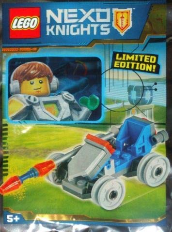 LEGO Nexo Knights Knight Racer Promo Foil Pack Set 271606