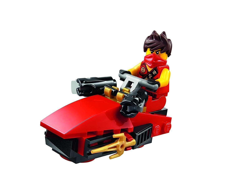 Lego ninjago 30293 kai drifter polybag the minifigure store - Ninjago lego kai ...