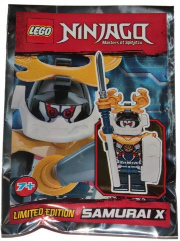 Lego® Ninjago Minifigur  Samurai X  Limited Edition   Neu