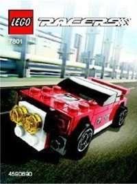 LEGO Racers Rally Racer Polybag Set 7801