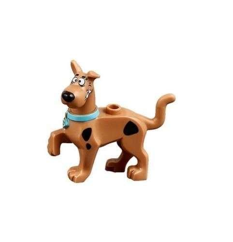 75902 Scooby-Doo Dog Walking with Open Grin Teeth LEGO Scooby-Doo Minifigure
