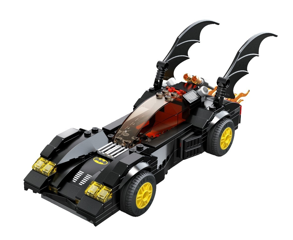 lego super heroes 6864 batmobile and the two face chase set the minifigure store. Black Bedroom Furniture Sets. Home Design Ideas