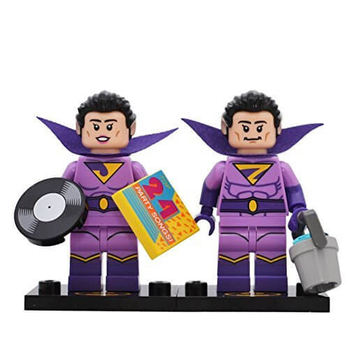 LEGO The Batman Movie Series 2 Minifigures - JAYNA ZAN ...