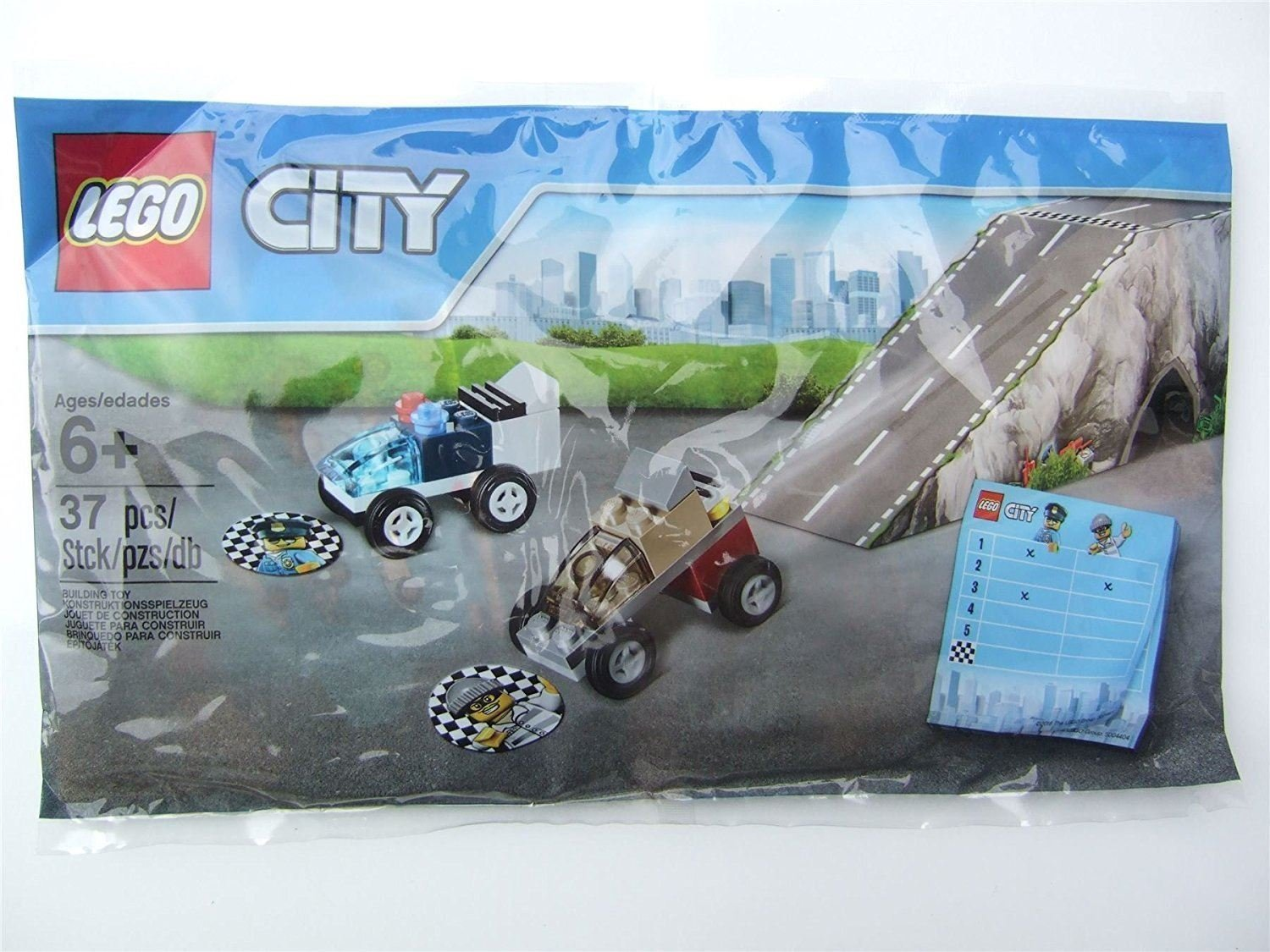 Lego City Police Chase 5004404 The Minifigure Store