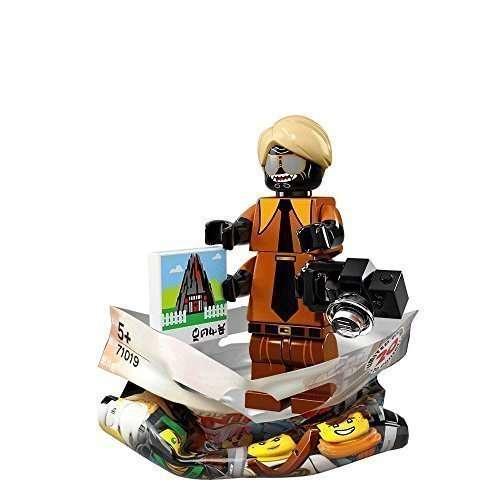 Ninjago Movie Series 71019 Lego Flashback Garmadon Minifigure