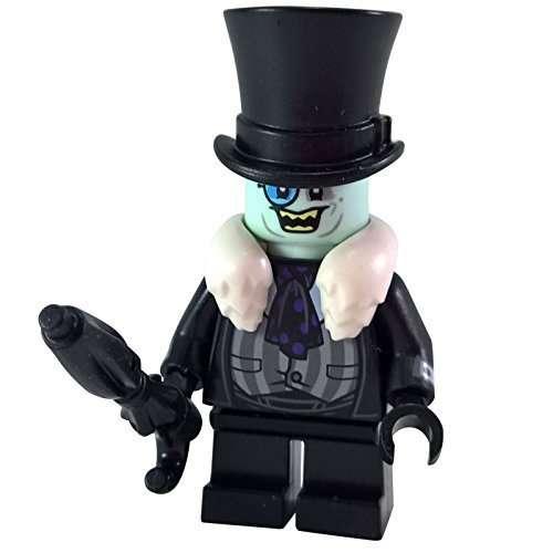 LEGO Batman Movie The Penguin Minifigure 70909 Mini Fig