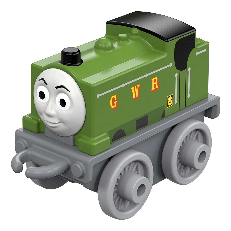Thomas Amp Friends Minis Classic Duck 4cm Engine 111